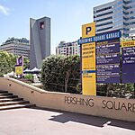 Pershing Square Los Angeles, USA