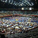 Los Angeles Memorial Sports Arena Los Angeles, USA