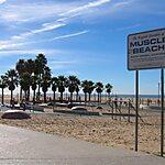 Muscle Beach Los Angeles, USA