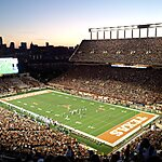 Darrell K Royal-Texas Memorial Stadium Austin, Texas, USA