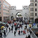 Karlstor Munich, Germany
