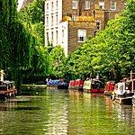 Regent's Canal towpath London, United Kingdom