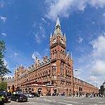 St Pancras International Station London, United Kingdom