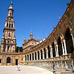 Plaza de España Seville, Spain