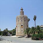 Torre del Oro Seville, Spain