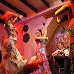 Tablao Flamenco Los Gallos Seville, Spain
