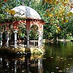 Parque de María Luisa Seville, Spain