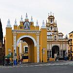 Basílica de Santa María de la Esperanza Macarena Seville, Spain