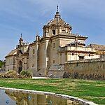 Monasterio de Santa María de las Cuevas Seville, Spain