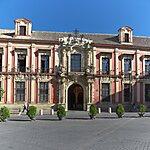 Palacio Arzobispal Seville, Spain