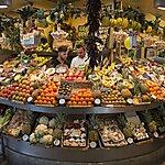 Mercado de la Encarnación Seville, Spain