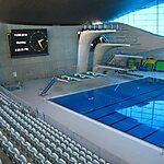 London Aquatics Centre London, United Kingdom