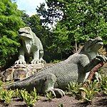 Dinosaur playground London, United Kingdom