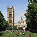 Victoria Tower Gardens London, United Kingdom