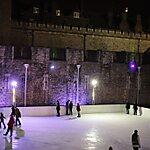 Tower of London Ice Rink London, United Kingdom