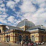 Alexandra Palace Ice Rink London, United Kingdom