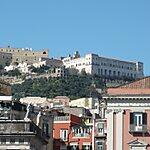 Castel Sant'Elmo Naples, Italy