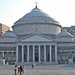 Basilica di San Francesco di Paola Naples, Italy