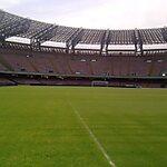 Stadio San Paolo Naples, Italy