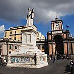Piazza Dante Naples, Italy