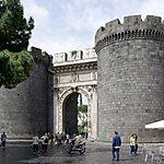 Porta Capuana Naples, Italy