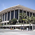 Dorothy Chandler Pavilion Los Angeles, USA