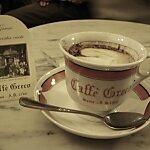 Caffe Greco Rome, Italy