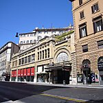 Teatro Eliseo Rome, Italy