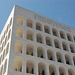 Palazzo della Civiltà del Lavoro Rome, Italy