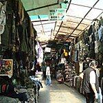 Mercato di Via Sannio Rome, Italy