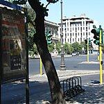 Via Cola di Rienzo Rome, Italy