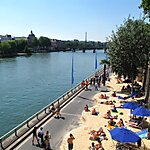 Paris Plages Paris, France