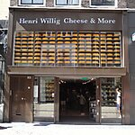 Henri Willig Cheese & More Amsterdam, Netherlands