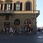 Gelataria Santa Trinita Florence, Italy