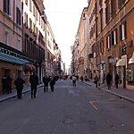 Via del Corso Florence, Italy