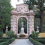 Giardino della Gherardesca Florence, Italy