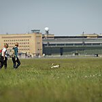 Tempelhofer Feld Berlin, Germany