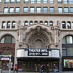 Grauman's Million Dollar Theatre exterior Los Angeles, USA