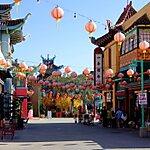 Chinatown Los Angeles, USA