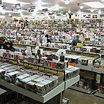 Amoeba Music Los Angeles, USA