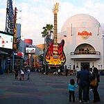 Hard Rock Cafe Los Angeles, USA