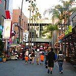 Universal Citywalk Hollywood Los Angeles, USA