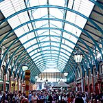 Covent Garden Market London, United Kingdom