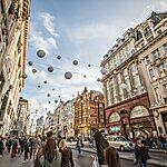 Oxford Street London, United Kingdom