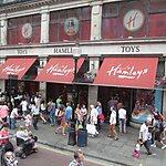 Hamleys London, United Kingdom