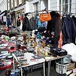 Portobello Market London, United Kingdom