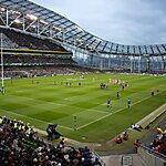 Aviva Stadium Dublin, Ireland