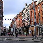 Sráid Grafton Dublin, Ireland