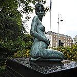 Merrion Square Park Dublin, Ireland