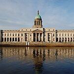 The Custom House Dublin, Ireland